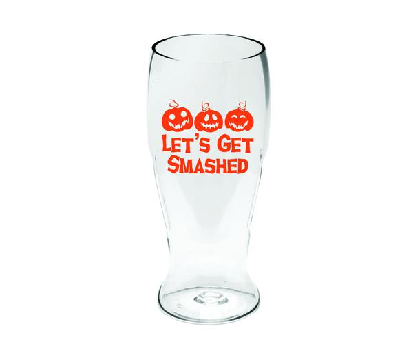 Get Smashed Ever Drinkware Beer Tumbler