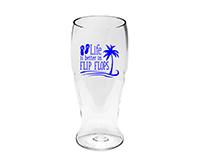 Life is Better in Flip Flops Ever Drinkware Beer Tumbler ED1003-CS1