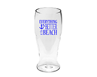 Everything is Better at the Beach Ever Drinkware Beer Tumbler-ED1003-CS4