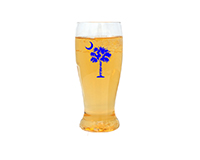 Blue Palmetto Tree EVER Drinkware Beer Tumbler-ED1003-PTB