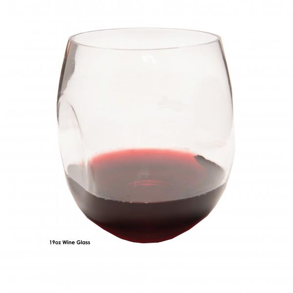 EVER DRINKWARE Wine Glass Bulk