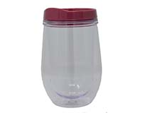 Double Wall Tumbler - Burgundy-EDAS1001