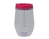 Double Wall Tumbler - Hot Pink-EDAS1002