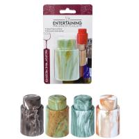 Vacutops Marble 8 Piece  Assortment-EE401
