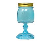 Small Jar Blue 9.5 oz GL4502BL