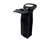 Neoprene Wine Bottle Tote Holds 1 Bottle-NP105