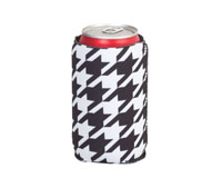 Neoprene Can Cooler - Houndstooth-NP506