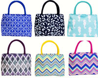 Insluated Lunch Tote Assortment-P2000-ASST