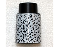 Vacuum Wine Stopper Animal Pattern Leopard-VS101