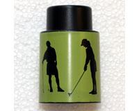 Vacuum Wine Stopper Golf-VS113